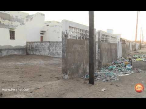 Nouakchott face au réchauffement climatique.flv