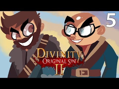Nice Try Buddy! Northernlion and Mathas Play Divinity: Original Sin 2 - Episode 5