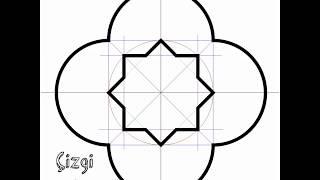 Geometrik Desenler Atölyesi - 1 - Geometric Patterns Workshop