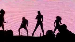 Beyoncé - Get Me Bodied - Baby Boy (Dutty Wine Remix) - México - Palacio De Los Deportes