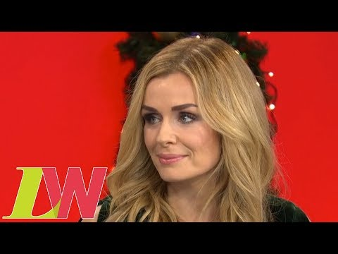 Katherine Jenkins Addresses Feud With Alfie Boe | Loose Women