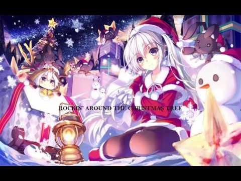 Nightcore - Rockin' Around The Christmas Tree