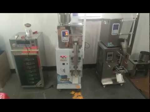 Automatic weighing bagging machine for 10g automotive degreaser high accuracy