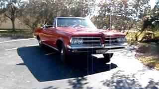 1964 Pontiac GTO Convetible TRI POWER FOR SALE