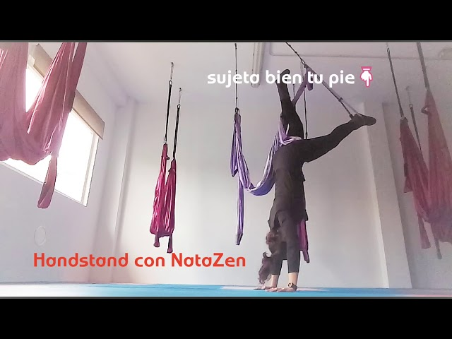 Handstand con NataZen 2