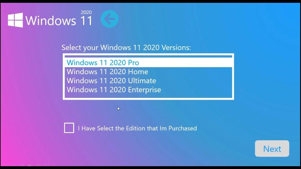 Windows 11 installing 2020 - #technewsreveal - YouTube