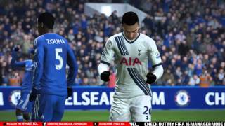 FIFA 16 Sliders - Gameplay Preview - Matt10