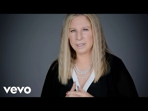 Barbra Streisand with Chris Pine - I'll Be Seeing You / I've Grown Accustomed to Her Face
