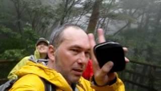 屋久島の縄文杉に登ったモーリーがファンに向けて人生訓を語ります。