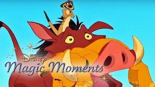 Disney Magic Moments - Vorschau auf die witzigsten Tiere - im DISNEY CHANNEL