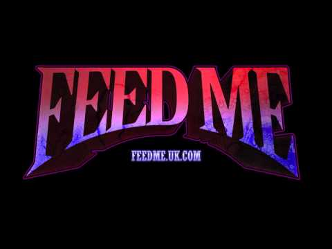 Feed Me - Blood Red (Official Audio)