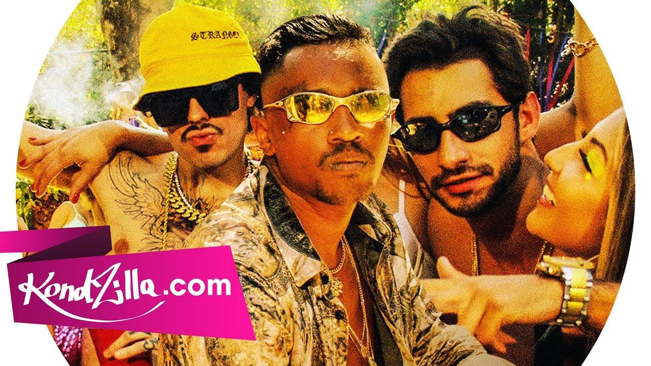 Fe Ribeiro, Enzo Mathey e MC Dede - Rockstar (kondzilla.com)