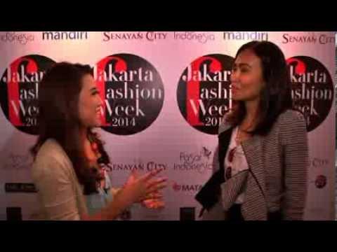 JURNAL EKSTRA JAKARTA FASHION WEEK 2014 | ARDISTIA NEW YORK