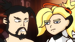 Mercy Problems - Overwatch Parody