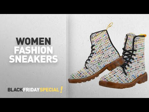 Women Fashion Sneakers By Canvas Shoes (Min 25% Off) // Amazon Black Friday Countdown