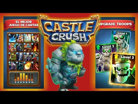 Game Yang Mirip Dengan Clash Royale - Castle Crush
