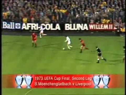 Liverpool vs Borussia Monchengladbach - 1973