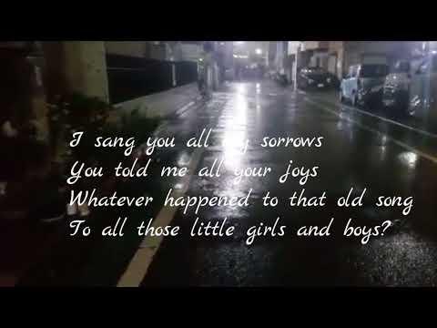 The Pogues  Rainy Night in Soho  Lyrics