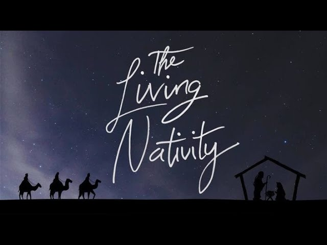 Living Nativity 2020