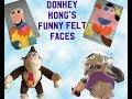 SPJ- Donkey Kong's funny felt faces (EPISODE 23)