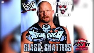 WWE: Glass Shatters (Stone Cold Steve Austin) + AE (Arena Effect)