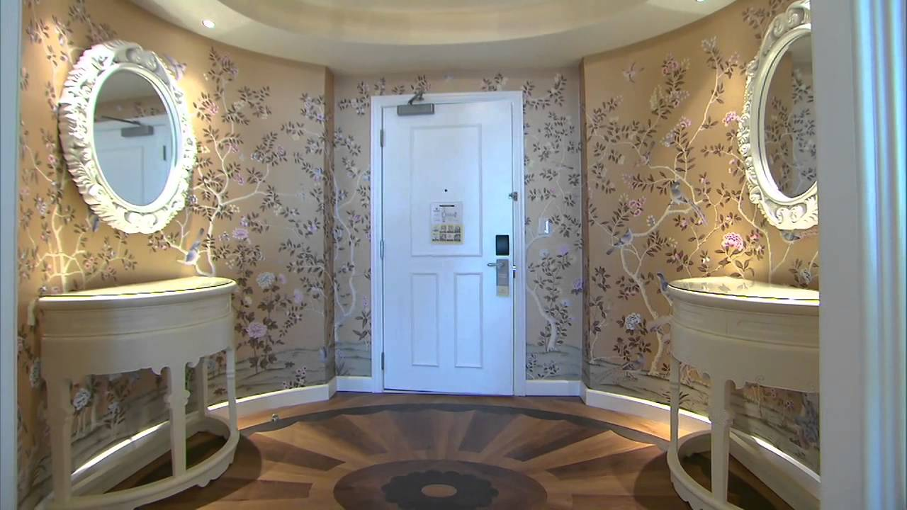 The Villas At Disney S Grand Floridian Resort Amp Spa Youtube