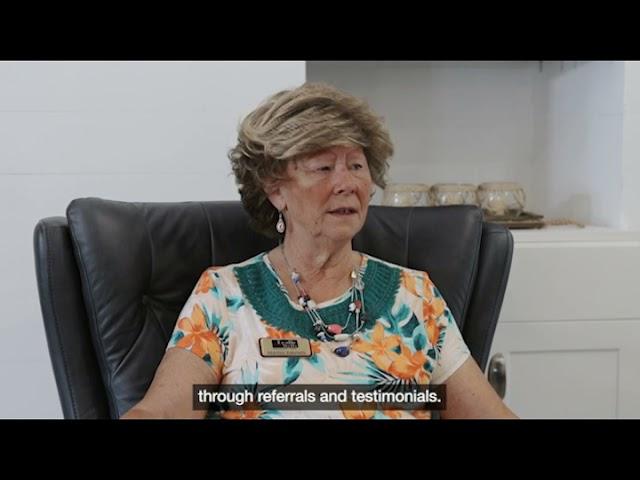Marilyn Sakelaris with Leslie Wells Realty