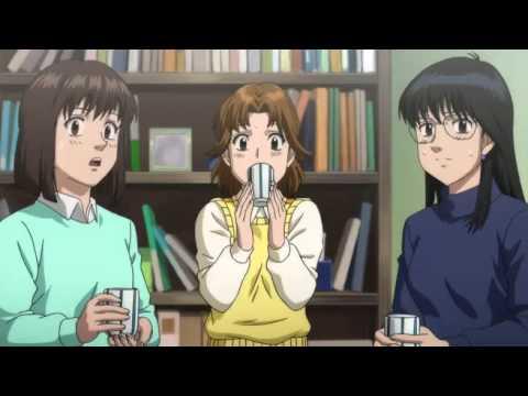Hajime No Ippo Rising Funny Moment Kumi Vs Nanako Vs Mari Part 3