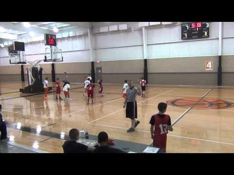 10/11/2014 Cage Session 1 Flint Flight White vs. Oakland Elite
