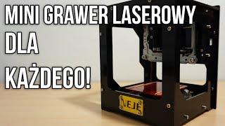 Mini Grawer Dla Każdego! - NEJE DK-8-KZ