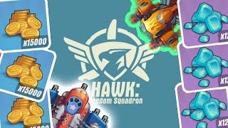 Hawk Freedom Squadron | How To Get Credits and Crystals