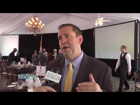2017 Orange County Partnership MVP - County Executive Steve Neuhaus