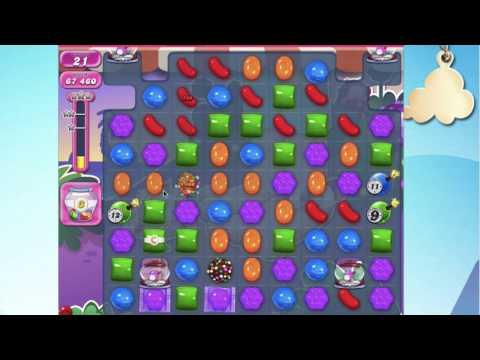 Candy Crush Saga Level 2128  No Booster