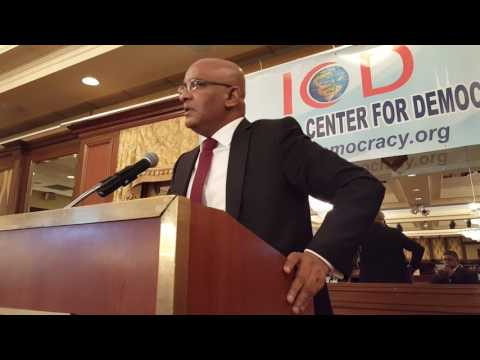 RSR TV Guyana Opposition  leader Bharrat Jagdeo