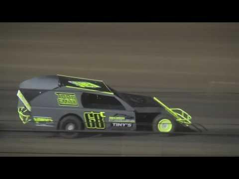 IMCA Modified B-Main Independence Motor Speedway 4/22/17
