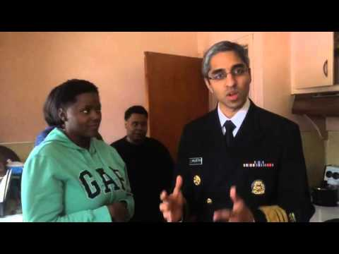 U.S. Surgeon General Visits Flint Area Homes With Elevated Lead Levels