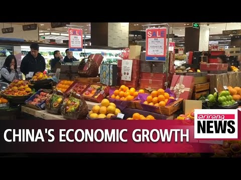 Chna's economy grows 6.8% on strong consumer spending