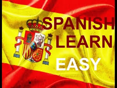 SPANISH LEARN EASY/Hotel Reservation