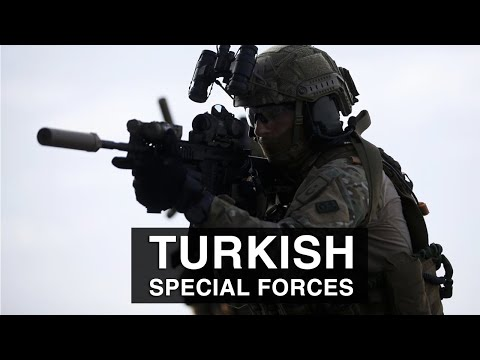 Turkish Special Forces 2020
