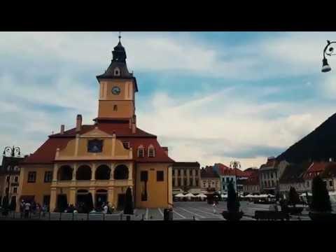 Brasov, Romania | Travel Vlog
