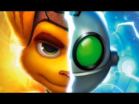 Ratchet & Clank A Crack in Time All Cutscenes HD GAME