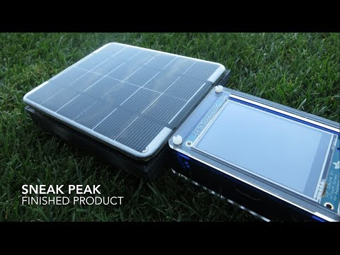 How-To: Build a Solar Powered Raspberry Pi