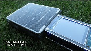 How-To: Build a Solar Powered Raspberry Pi
