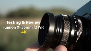 Download Review and Testing of the Fuji XF35mm f2 - in 4K MP3 song and Music Video