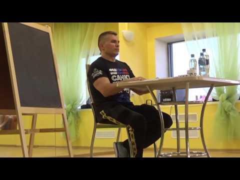 Александр Вишневский. Семинар в Казани. 15 июля 2017