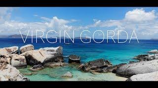 Virgin Gorda BVI ||| 8 months after Hurricane Irma