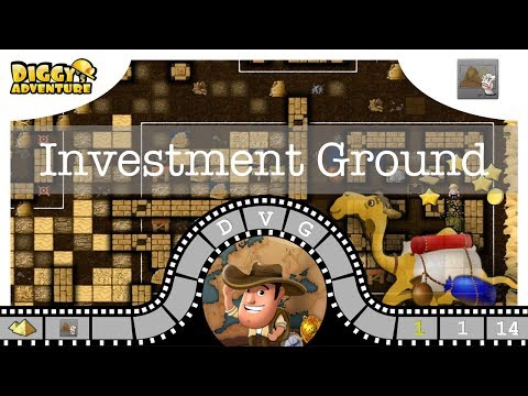 [~Egypt Main~] #14 Investment Ground - Diggy's Adventure
