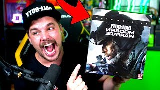 UNBOXING EDITION DARK de MODERN WARFARE ! (Call of Duty MW Collector)