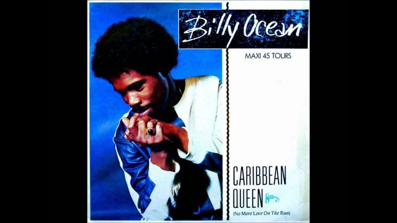 Billy ocean caribbean queen video youtube