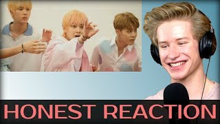 Download Lagu HONEST REACTION To BTS Funny Moments 2019 Try Not To Laugh Challenge